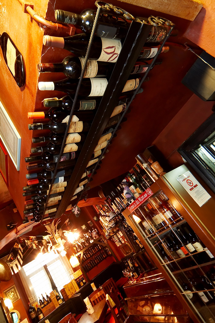Osteria vini di selezione internazionale